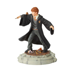 Harry Potter and The Sorcerer's Stone Ron Weasley Year One Figurine New with Box