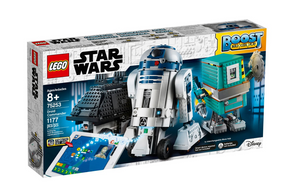Lego Star Wars Boost Droid Commander 75253 Fun Coding Stem Set with R2-D2 New