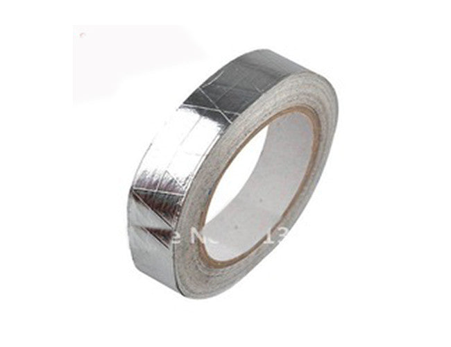 Aluminum Foil Tape 25MM*20M With Electric Conductivity, Heat Insulation Function
