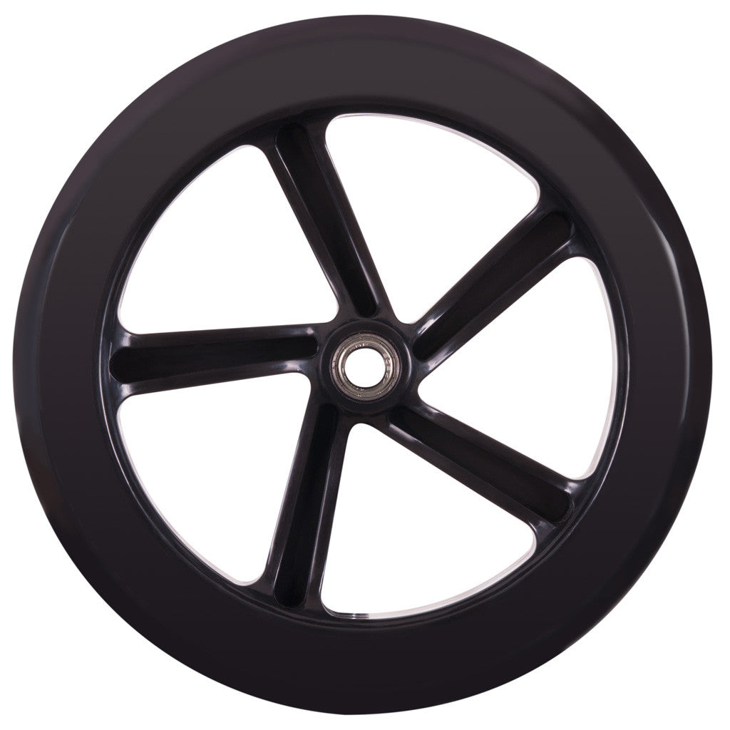 180mm wheels for kick scooters