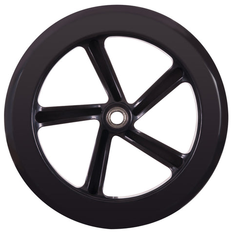 HUDORA 230mm Kick Scooter Wheel with ABEC5 bearings