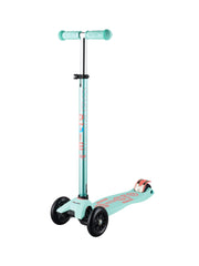 Micro Maxi Deluxe 3 wheel kick scooter for kids mint