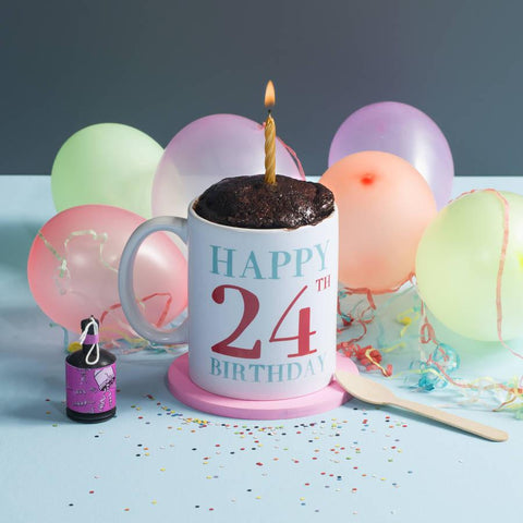 Personalised Mug Cake Birthday Gift Set - Oakdene Designs - 1