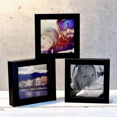 Personalised Transparent Photo Frames - Oakdene Designs - 1