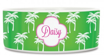 Adorable Personalized Dog Bowls Available in 28 Designs! - Bowls - BeauJax Boutique
