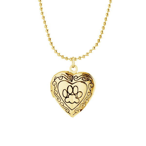 Crazy Cat Lover Photo Locket
