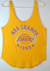 "Wamens  printed tank top ""NBA Champs 1985 Los Angeles Lakers"" - FS GIFTS"