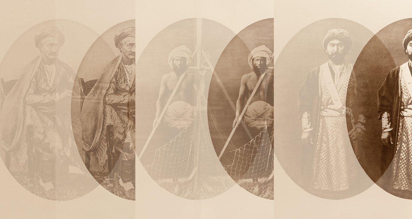 The People of India [1868 - 1875]