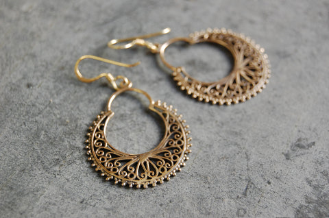 orissa earrings