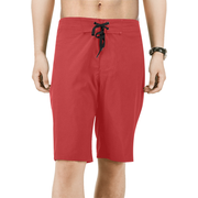 Red Men's Swim Trunks | XXXXXL / Red / Board Shorts | swimwear | JacksonsRunaway
