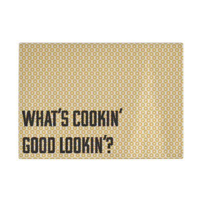 What's Cooking Cutting Board