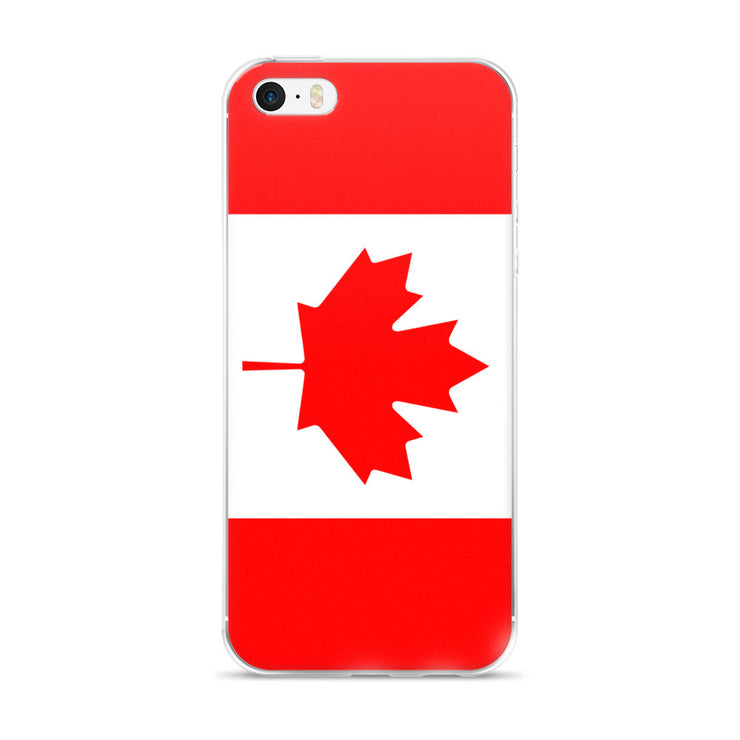 Flag of Canada Protective iPhone Case (For all iPhone 5,6,7 Models) |  | Cellphone Accessories | JacksonsRunaway