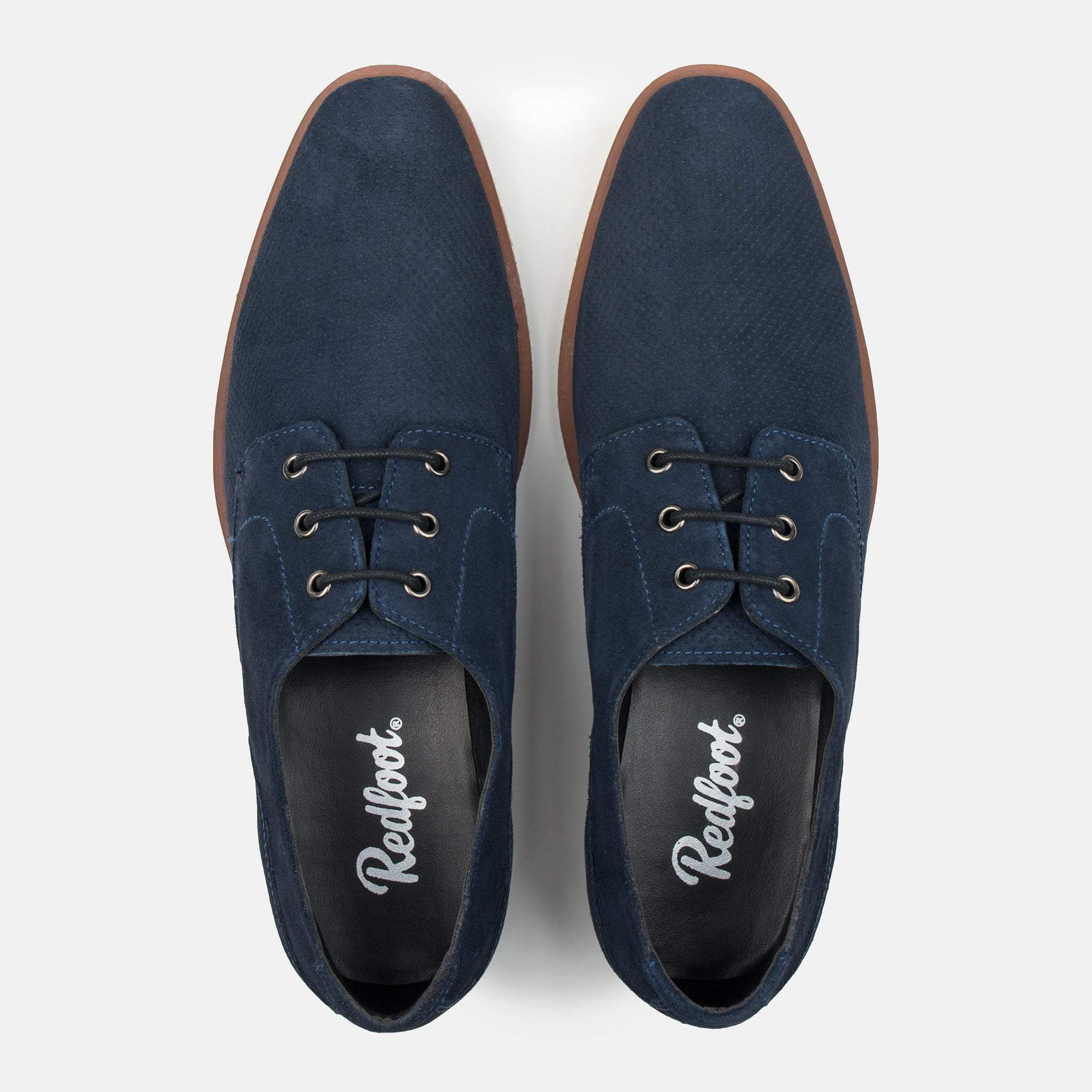 Redfoot Footwear UK 6 / EURO 39 / US 7 / Navy / Suede CLARKE NAVY