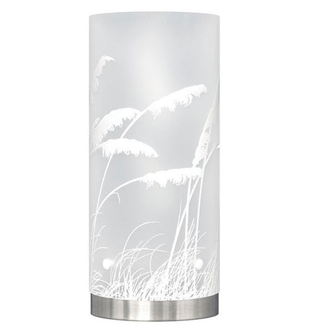 Medium Toi Toi Table Lamp, White Silhouette