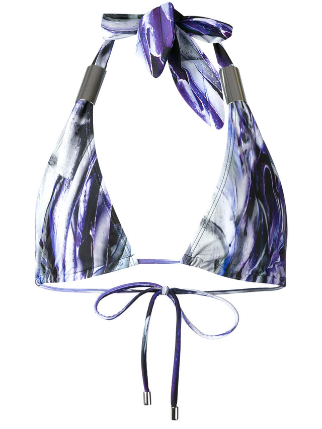 Mona Swims Phoenix 2-way Halter Bikini Top
