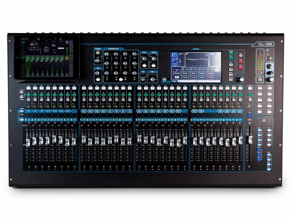 ALLEN&HEATH QU32 Chrome - La Pietra Music Planet - 1