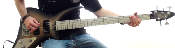 ANDREAS GUITAR B5BA BASS - La Pietra Music Planet