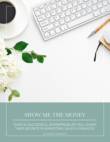 Show Me The Money - Pursuit E-Book
