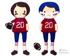 ITH Footballer Pattern