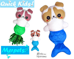 ITH Quick Kids PLUS MerPup Pattern