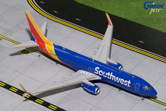 Gemini 200 Southwest Airlines Boeing 737-800 1/200 Diecast Scale Model #G2SWA682 REG#N8653A