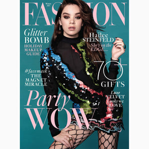 Print Press: Fashion Magazine, Winter 2016