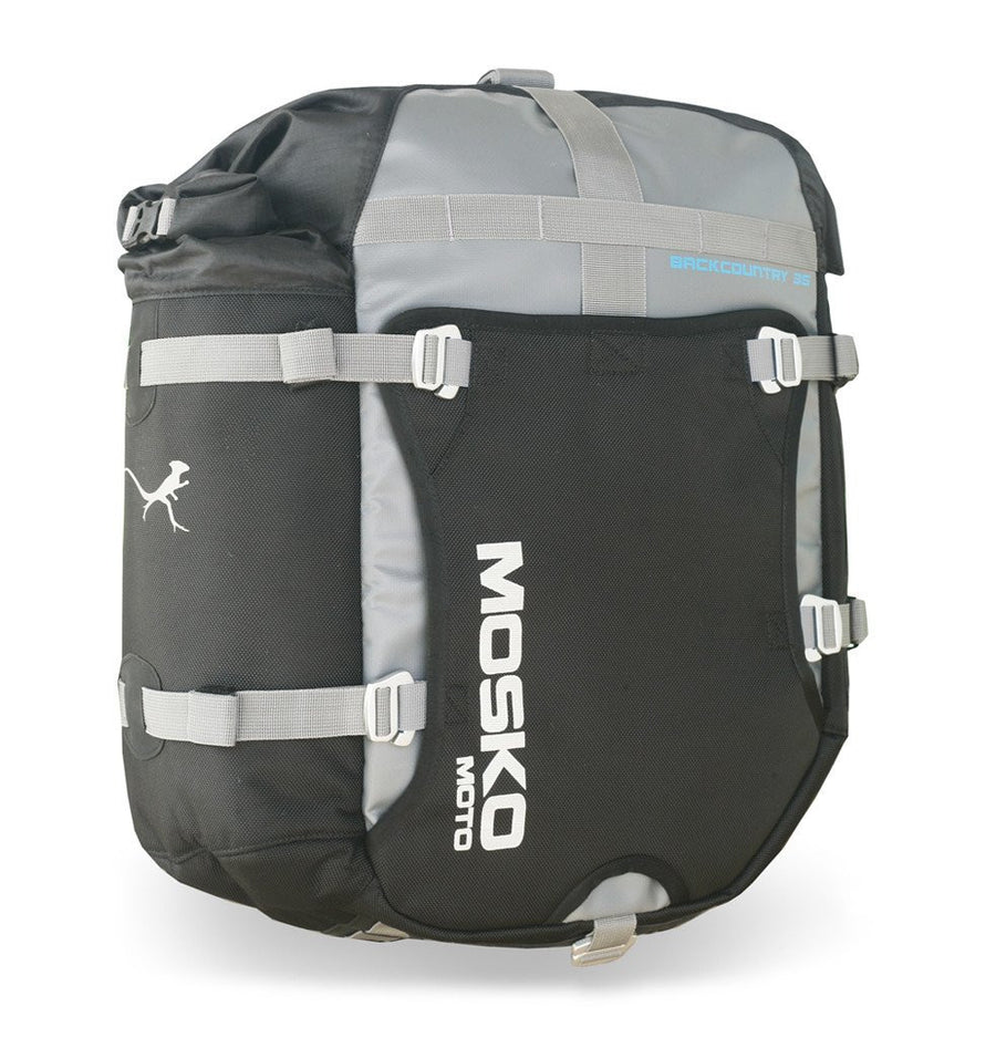 Mosko Moto Hardware Backcountry 35L Pannier - Right Side, Bag Only