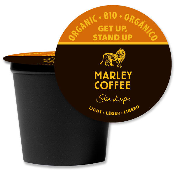 Marley Coffee Get up, Stand up