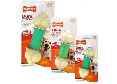 Nylabone Double Action - Bacon Flavor