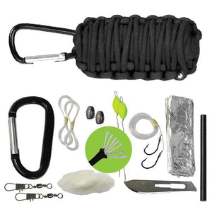 Disaster Survival Essentials Kit with Neck Knife - Survival Frog