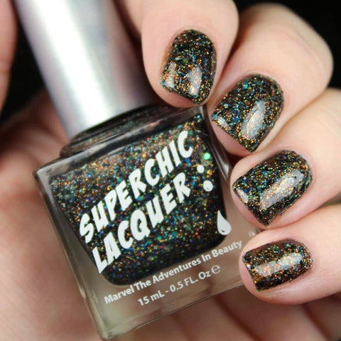 SuperChic Lacquer - Bittersweet Oil Spill