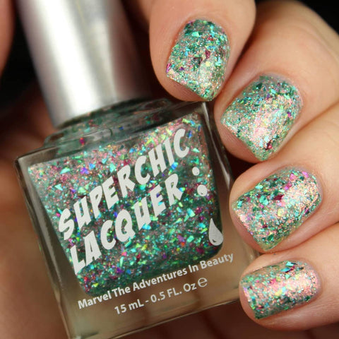 SuperChic Lacquer - Holly Lolly
