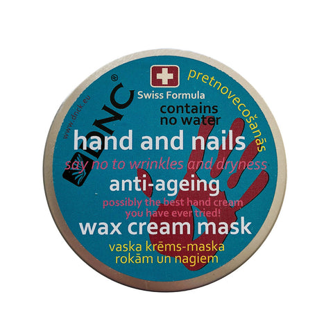 DNC Concentrated Hand Wax Cream Mask, Anti-Aging