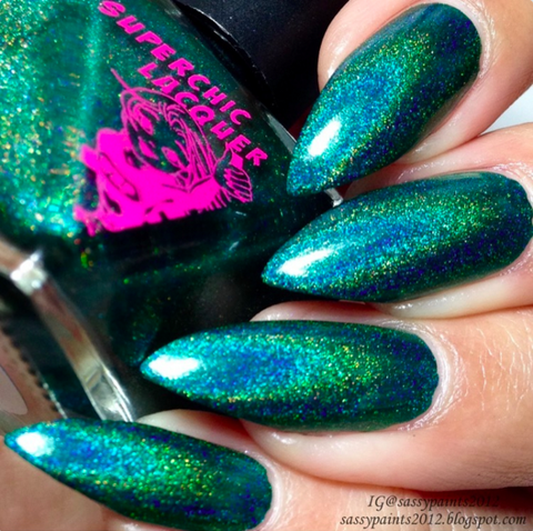 SuperChic Lacquer - No Rest For The Wicked