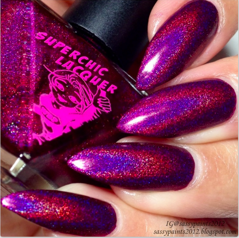 SuperChic Lacquer - Wake Me Up