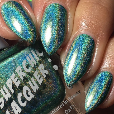 SuperChic Lacquer - Dirty Laundry
