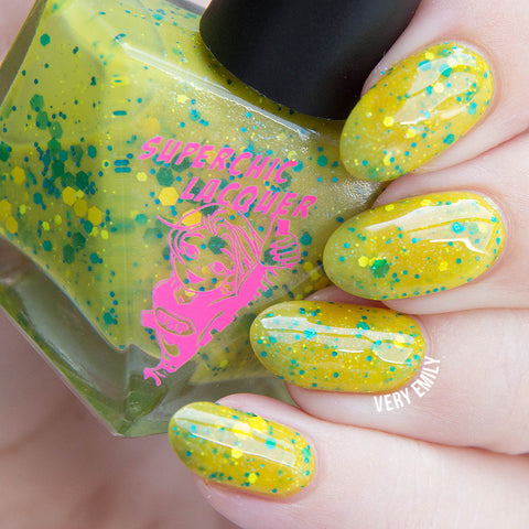 SuperChic Lacquer - Gooze (Thermal)