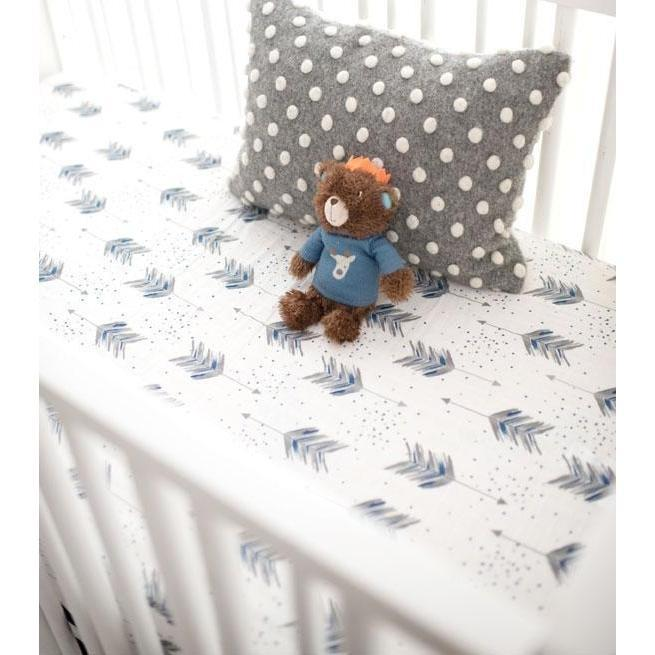 Aim High Crib Baby Bedding Set