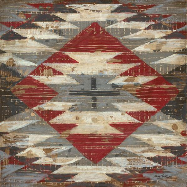 Native Weave | American Southwest Art Collection | Canvas Art Prints