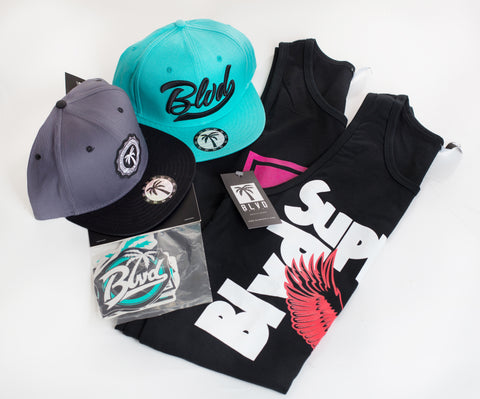 Swag Mini BLVD Box Tank - Over $100 worth of items