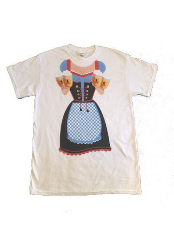 German Dirndl Shirt