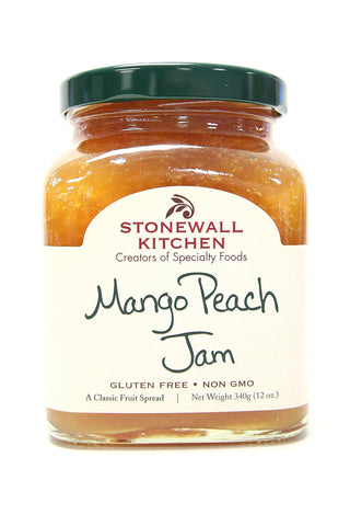 Stonewall Kitchen Mango Peach Jam