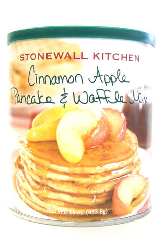 Stonewall Kitchen Cinnamon Apple Pancake & Waffle Mix