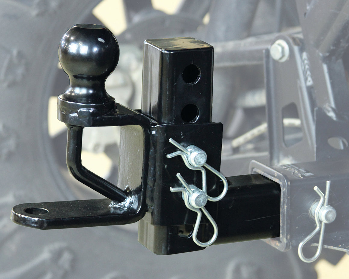 Elite Series Adjustable Hitch (TMPADJ-1)