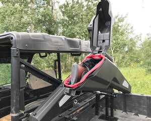 Gun Defender™ - ONE™ UTV Bed Mount System - (#UTVGDM-BED)
