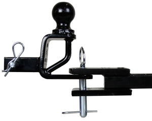 "Trio HD 1.25"" Hitch w/ Ball Mount (#tmp1)"