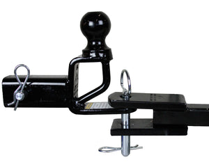 "Trio HD 2"" Hitch w/ Ball Mount (#tmp2)"