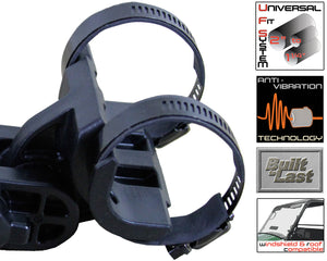 Clearview™ UTV Mirror Combo Pack (2) #utvmir1 AND (1) #utvmirctr