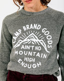 Mountain High/ Crewneck