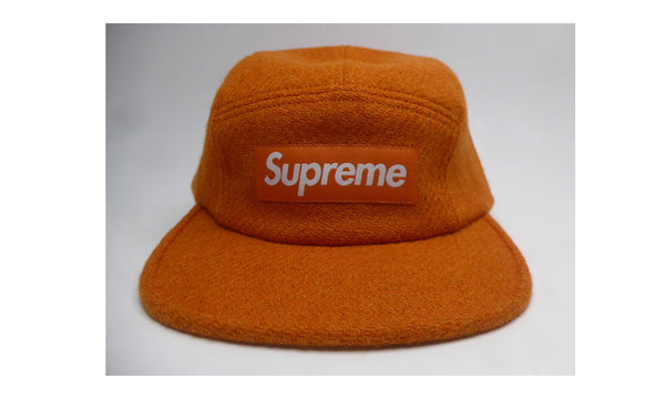 Supreme Featherweight Wool Camp Cap